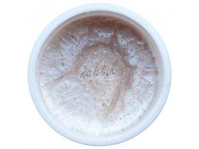 UV gel GABRA 7,5 ml - perleťový 01 bílá