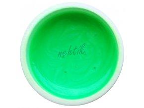 UV gel GABRA 7,5 ml - perleťový 17 zelená