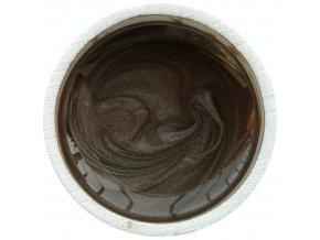 UV gel GABRA 7,5 ml - perleťový 22 světle hnědá
