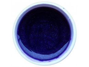 UV gel GABRA 7,5ml 12 kovový, fialka