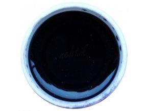 UV gel GABRA 7,5ml 17 kovový, černo-fialová
