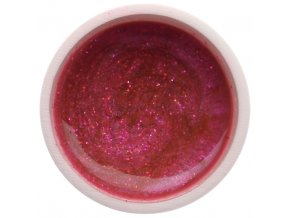UV gel GABRA 7,5 ml - glitrový 02 růžový