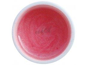 UV gel GABRA 7,5 ml - glitrový 03 sv.růžový