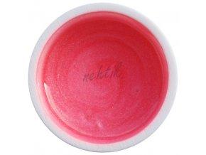 UV gel GABRA 7,5 ml - glitrový 04 růžový