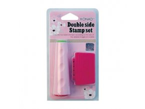 l konad double sided stamp set