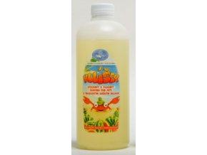 Kulíšek S - sprchový gel a pěna pro děti  500 ml