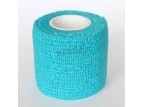 Ochranná páska na prsty - široká modrá
