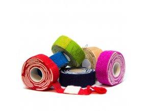 Ochranná páska na prsty a odstranění gel laku