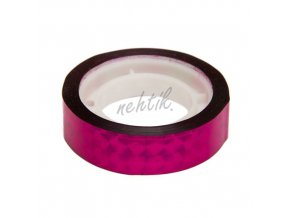 Nail Art pásek široký růžový