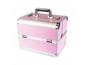 Kosmetický kufřík Neon Pink