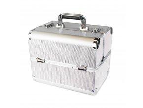 kosmeticky kufrik neon silver