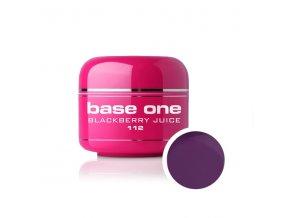 Nailee barevný UV gel 5 g č. 112 Blackberry Juice