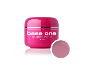Nailee barevný UV gel 5 g č. 11C Smoky Pink