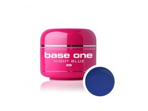 Nailee barevný UV gel 5 g č. 29 Night Blue