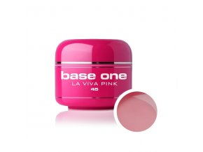 Nailee barevný UV gel 5 g č. 45 La Viva Pink