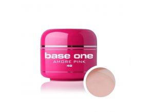 Nailee barevný UV gel 5 g č. 49 Amore Pink