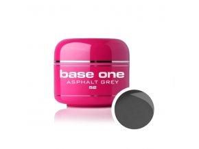 Nailee barevný UV gel 5 g č. 52 Asphalt Grey