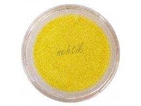 Glitry Nailee 03 slunečně žluté