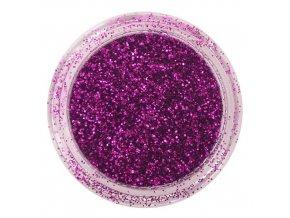 Glitry Nailee 18 tmavě fialovo-růžové