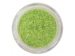 Glitry Nailee 29 žluto zelené třpytivé