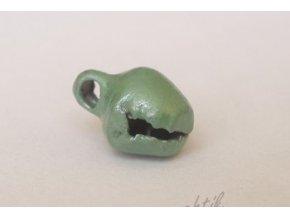 Piercing rolnička 04 Zelená