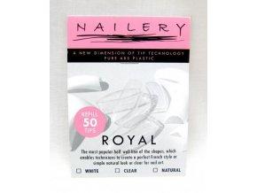 ROYAL CLEAR 50ks k doplnění č.02 výprodej