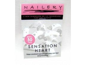 SENSATION HEART 50ks k doplnění č.09 výprodej
