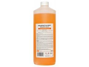 Acetonový odlakovač na nehty 1000ml - oranžový