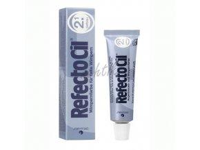 RefectoCil barva na řasy č.2.1 tmavomodrá