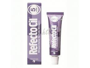 RefectoCil barva na řasy č.5 fialová