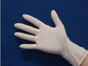 rukavice bezprasne latex l 10