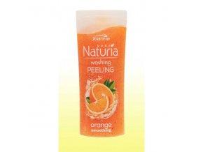 Naturia peeling - pomeranč 100ml
