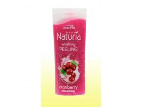 Naturia peeling - brusinka 100ml