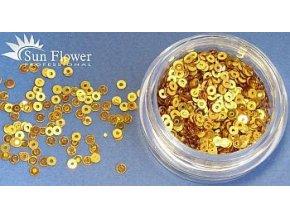 Zdobení nehtů - CD K44 zlatá