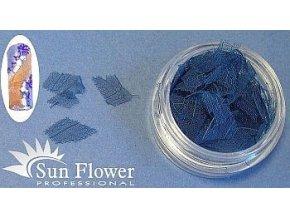 Zdobení nehtů - Barevné listí LI29 modré