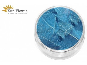 Zdobení nehtů - Barevné listí LI36 tm.modré