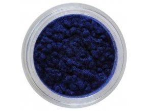 Kašmír na nehty 16 tm. modrý