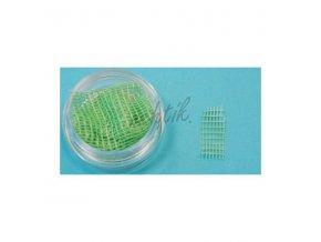 Zdobení nehtů - Barevná síťka S52