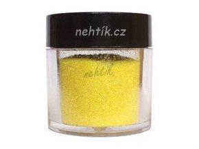 Glitrový prach 5g 02 žlutý
