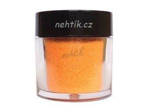 Glitrový prach 5g 03 oranžový