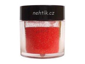 Glitrový prach 5g 06 červená