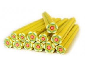 FIMO FI18 kytička žlutá