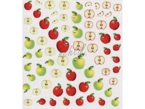 Samolepky ovoce - jablíčko