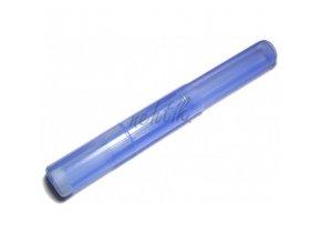 Tuba na štětce úzká modrá