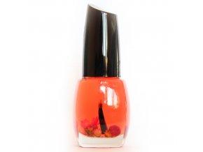 Olejíček na nehty květina - pomeranč