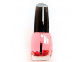 Olejíček na nehty květina - malina