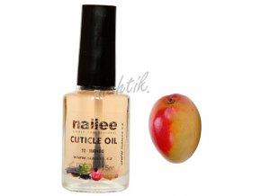 Olejíček na nehty květina - mango