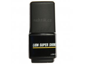 Vrchní UV gel - Lion super shine gel 12ml