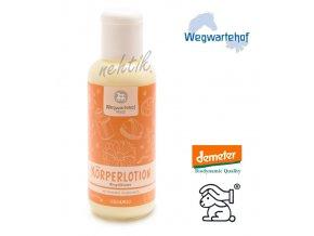 Tělové mléko Wegwartehof