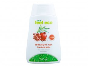 feel eco sprchovy gel granatove jabko